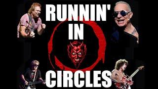 The Space Between Both Worlds of Van Halen in 2019