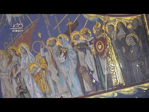 Prière du Milieu du jour du 11 septembre 2021 des Bénédictines du Sacré-Coeur de Montmartre