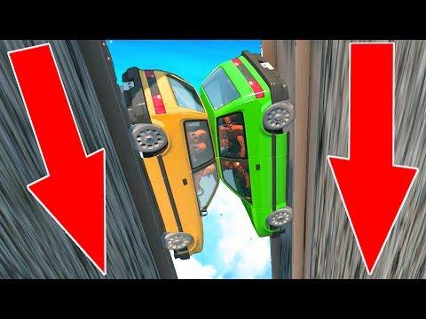 BeamNG Drive - High Pressure Crashes