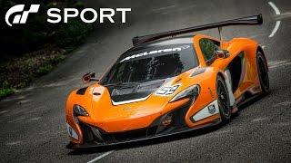 GT SPORT - McLaren 650S GT3 Review