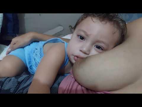 Baby loves to put blanket on Mama | Breastfeeding Vlog