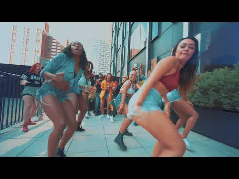 Kranium Cant Believe Ft Ty Dolla Ign Amp Wizkid Dance Video