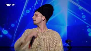 Romanii au talent 2018: ADNeu - Moment de rap