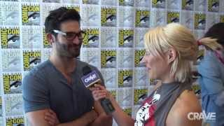Тайлер Хёхлин, Comic-Con 2014: Teen Wolf – Interview with Tyler Hoechlin