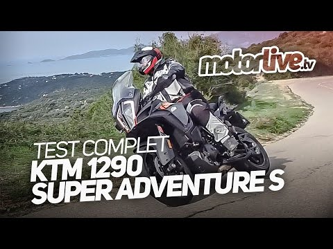 KTM 1290 SUPERADVENTURE