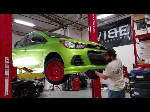 2016 Chevrolet Spark Upgrade Overnight!!!