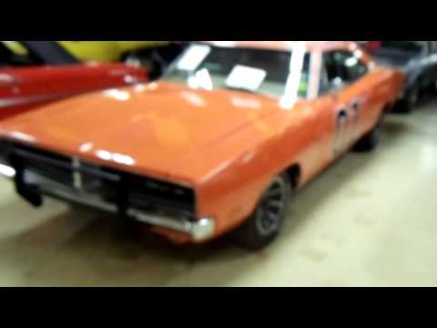 The General Lee 1969 Dodge Charger Quick Look