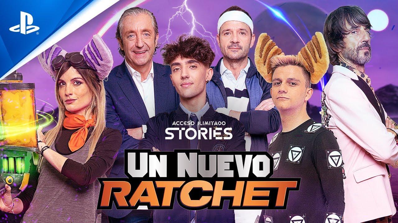 Acceso Ilimitado Stories | Un nuevo Ratchet