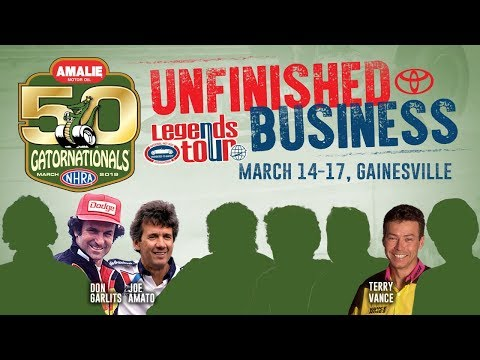 Unfinished Business - Terry Vance