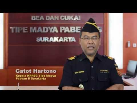 Profil KPPBC TMP Surakarta