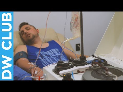 Overcoming the Disease that Almost Took My Life // ScottDW