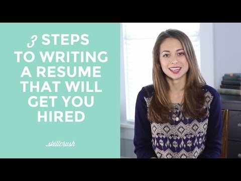 How to Write a Resume That Gets You Hired in Tech