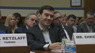 'Most hated man in America', Martin Shkreli found guilty of fraud