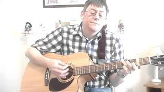 She's Waiting - Eric Clapton acoustic guitar cover