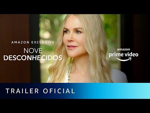 Nove Desconhecidos | Trailer Oficial | Amazon Prime Video