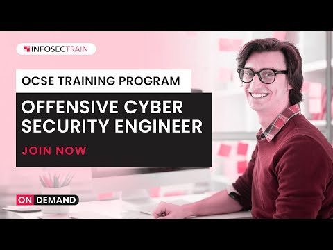 Offensive Cyber Security Engineer Training Program | OCSE ...