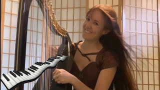 Pirates of the Caribbean: harp vs. piano, what do you prefer?