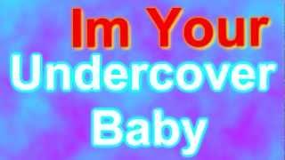 Undercover Baby - Jordan Jansen ( Lyrics On Screen )