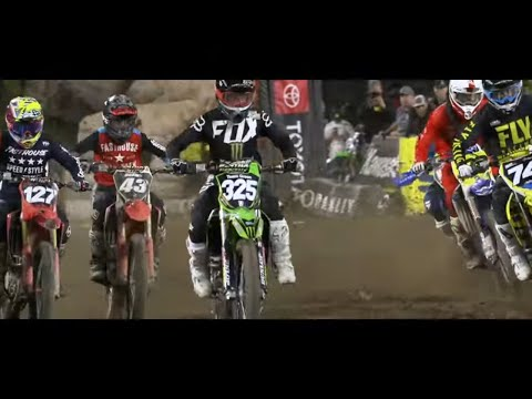 Supercross Futures AMA National Championship Trailer