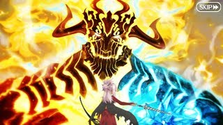 Chloe von Einzbern  - (Fate/Grand Order) - 【Fate/Grand Order】Lostbelt No.2 - Chloe vs. Surtr・Fenrir (スルト・フェンリル) GRAND BATTLE