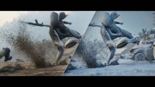 "Main Road Post ""Attraction"" VFX breakdown"