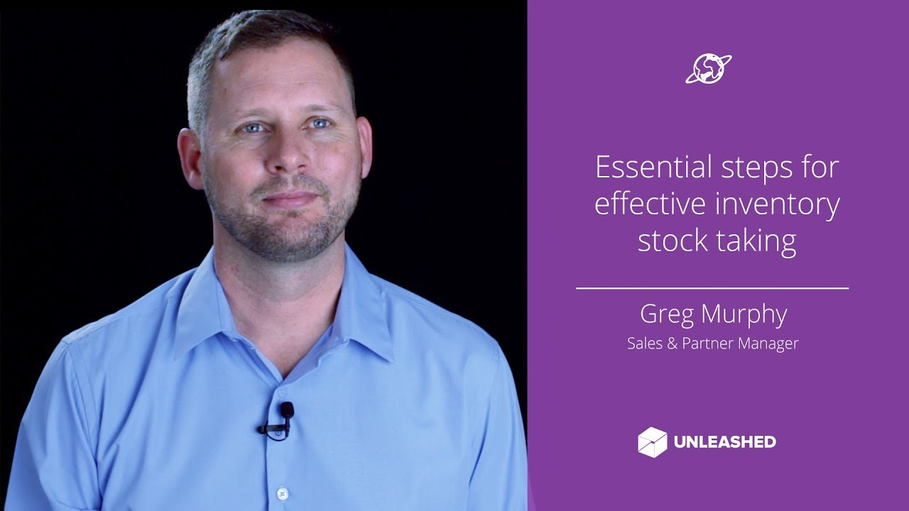 Essential Steps for Effective Inventory Stocktaking YouTube thumbnail image