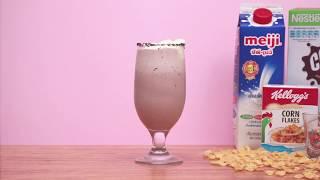 สอนทำขนม คุ๊กกี้รสนม Cookie Milk