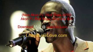 Akon Ft. Rick Ross- Give it to em *OFFICIAL NEW MUSIC*CDQ