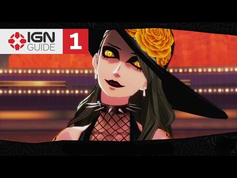 Persona 5 Walkthrough - Story Mission: Niijima's Casino (1/8