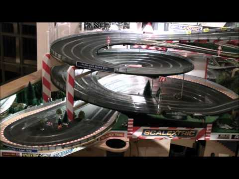 42 meters of Extreme Slot Racing Action!