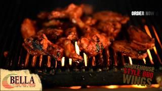 Bella Pizza BBQ Wings