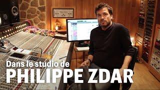 Dans Le Studio De Philippe Zdar (Cassius)