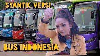 Gambar cover Parodi lagi syantik versi nama nama bus Indonesia
