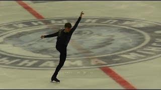 Minsk Ice Star 2018 Deniss Vasiljevs sp