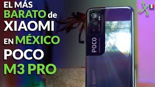 Xiaomi POCO M3 Pro en México | MEJOR relación CALIDAD-PRECIO