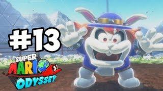 Mit Zwiebel Mario nach ganz oben! - Super Mario Odyssey #13 (Deutsch/Blind)