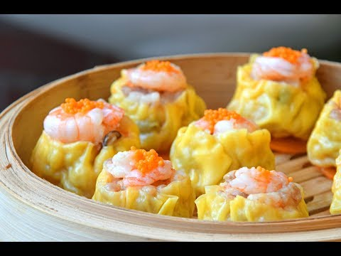 Siumai from scratch – How to Make Cantonese Dim Sum style Siu Mai