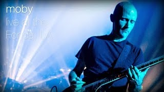 Moby - We Are All Made Of Stars (Live at The Fonda, L.A.)