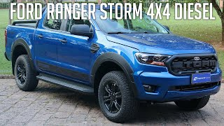 Avaliação: Ford Ranger Storm 4x4 Diesel