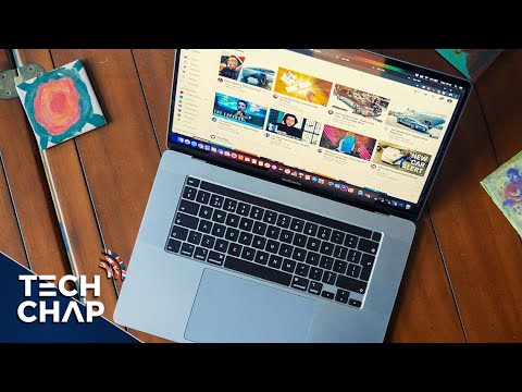 MacBook Pro 16 REVIEW - Why I've Switched from the Dell XPS 15! | The Tech Chap