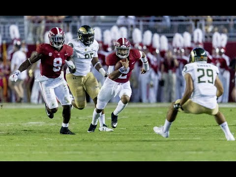 Jalen Hurts on why Alabama's cut down turnovers