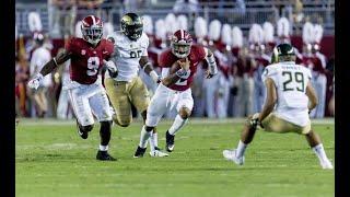 Jalen Hurts on why Alabama