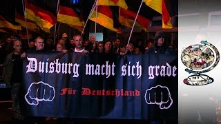 Pegida On Rise As Germany Divided Over Refugees