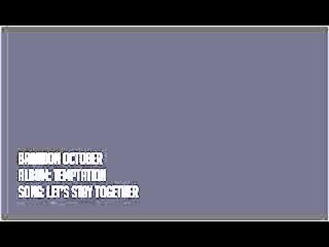 Brandon October – Let's stay together