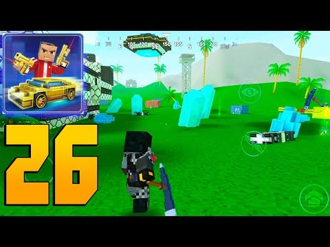 Block City Wars - Gameplay Walkthrough Part 26 - Epic Battle Royale Battle