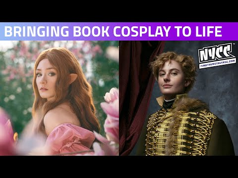 From Page to Reality   Bringing Book Cosplay to Life