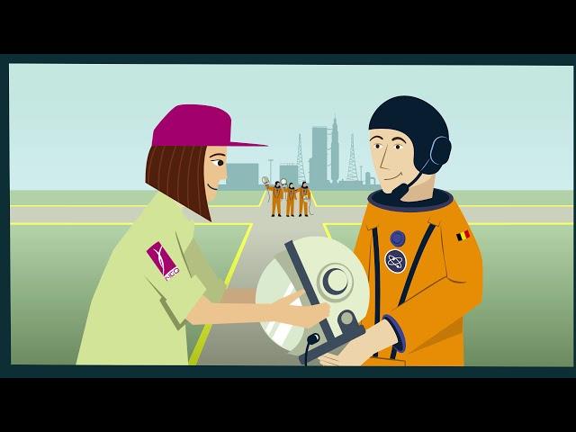 Vidéo - Motion Design pour Néo RH