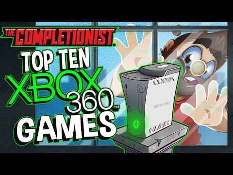 Top 10 Xbox 360 Games