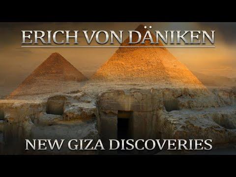 Erich von Daniken over nieuwe schachten en kamers in de grote piramide van Gizeh 2
