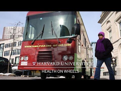 Harvard health van brings care to the community
